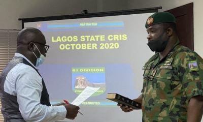 Odua group praises Nigerian Army's testimony at Lagos Judicial Panel