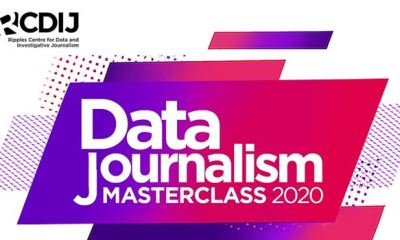 Ripples Centre to train select journalists on open contracting, data journalism