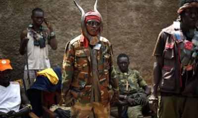 Anti-Balaka Christian rebel leader arrested in CAR