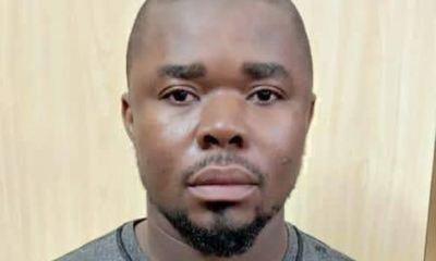 Nigerian drug trafficker arrested in India