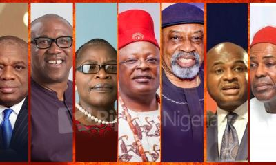 LongRead... Contenders or Pretenders? 12 Igbo prospects who may be eyeing Aso Rock in 2023