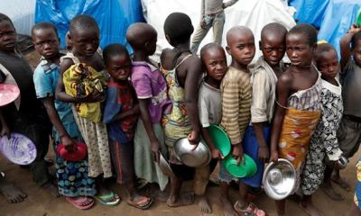 22m people in DR Congo facing acute food shortage –UN
