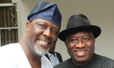 'We are sorry', Melaye apologises to ex-President Jonathan