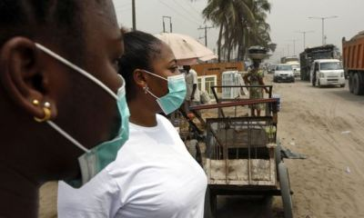 Nigeria now experiencing second wave of Covid-19, LUTH doctors warn