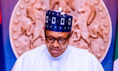 JUST IN...Buhari rues 2020, promises better days ahead for Nigerians
