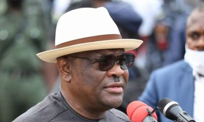 Nigerians earnestly waiting for PDP to return to power, enshrine good governance —Wike