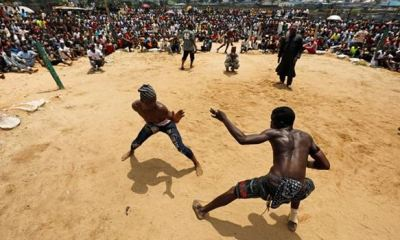 FCTA pulls down five wrestling arenas, arrests 25 others for flouting COVID-19 protocols