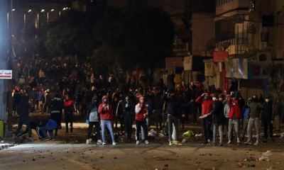 Police arrests 600 protesters as violent demonstrations continue in Tunisia