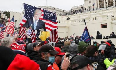 China ridicules US Capitol invasion by Trump supporters