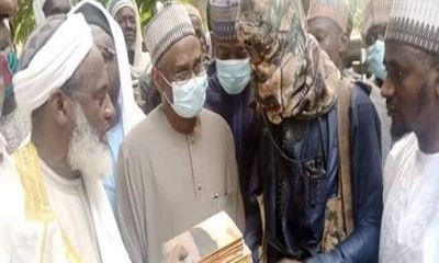 Sheikh Gumi reportedly meets kidnappers of Kagara students, pledges return of schoolchildren