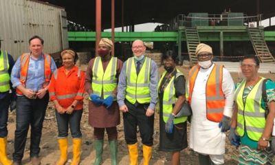 UK to construct waste-to-energy plant in Lagos, envoy pledges more FDI into Nigeria