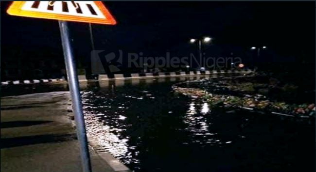 SPECIAL REPORT: Residents lament as flood, refuse, take over Agege-Pen-Cinema few weeks after commissioning of flyover