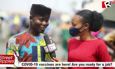 COVID-19 vaccines are here! Are you ready for a jab?