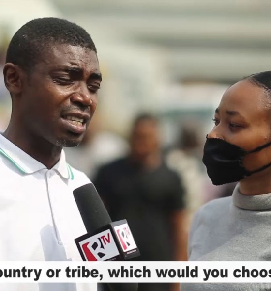 Country or tribe, which would you choose first?