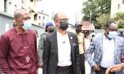 Lagos denies compromising FG's COVID-19 vaccine protocols