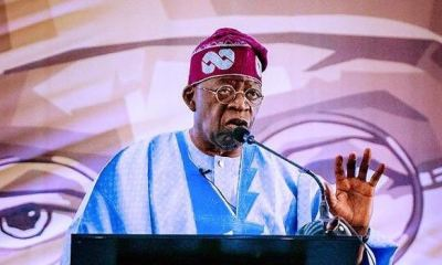 Nigerians react to Tinubu's call for recruitment of 50m youths into army to fight insecurity