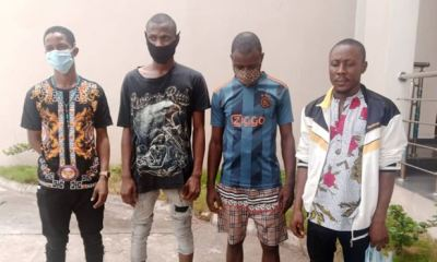 Court jails four for POS fraud, hacking