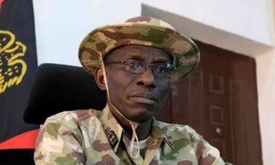 We have what it takes to crush terrorists, bandits, CDS, Irabor boasts
