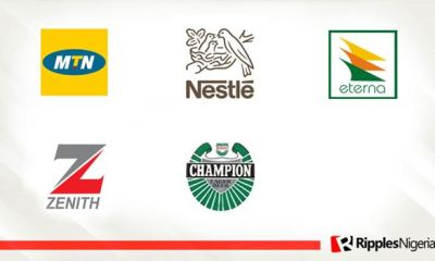 MTN Nigeria, Nestle, Eterna oil, Zenith Bank, Champion Brew make Ripples Nigeria stocks-to-watch list