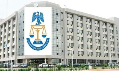 SEC sets N50m as paid-up capital for Warehousing, Collateral Mgt companies