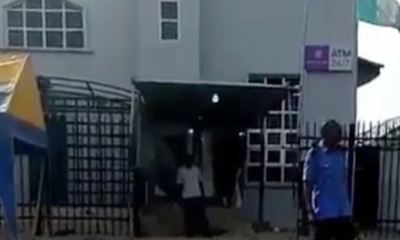 Two killed as robbers raid Wema Bank in Osun