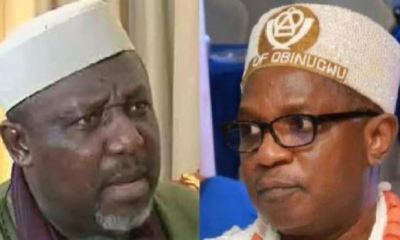 Drama as Okorocha, monarch engage in serious altercation aboard plane
