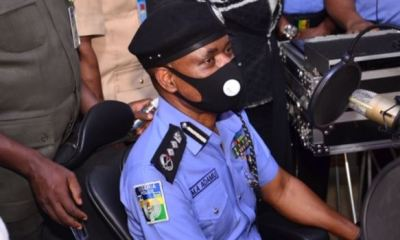 Adamu inaugurates Police Radio to 'combat crimes, stabilise security'