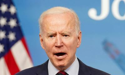 Biden approves flying gay flags alongside US flags at embassies