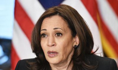 Florida woman charged for threatening to kill US VP Kamala Harris