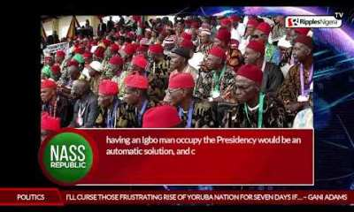 NASS REPUBLIC: Cl-amour for Igbo Presidency