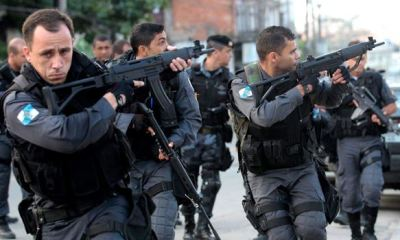 25 killed in Brazil's deadliest police raid