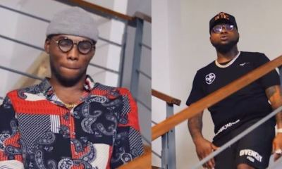 Victor AD speaks up on rumours around Davido's song 'Jowo'