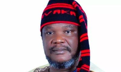 Nollywood actor, Ugezu Ugezu