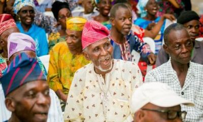 Nigerian govt mulls census of aged persons to redress challenges