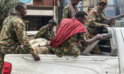 Heavy fighting breaks out in Ethiopia's Tigray region