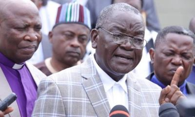 Group alleges plan by APC to launch media attacks on Gov Ortom