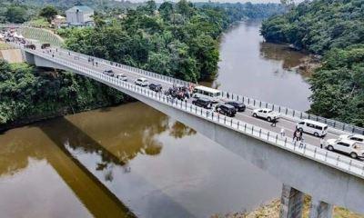 Fashola highlights importance of Nigeria, Cameroon border bridge