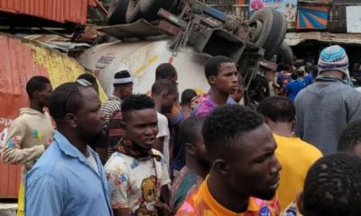 Five dead, others injured in Oyo gas tanker accident