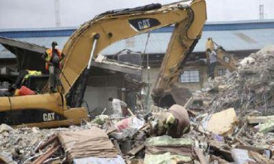Lagos govt marks 70 defective buildings for demolition