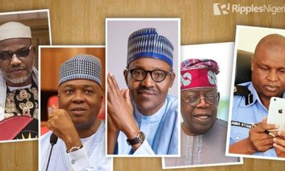 QuickRead: Saraki's unending travails. Four other stories we tracked and why they matter