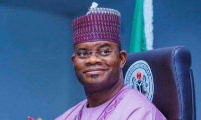 Kogi govt maintains innocence, even as Sterling bank returns N20bn bailout funds to CBN