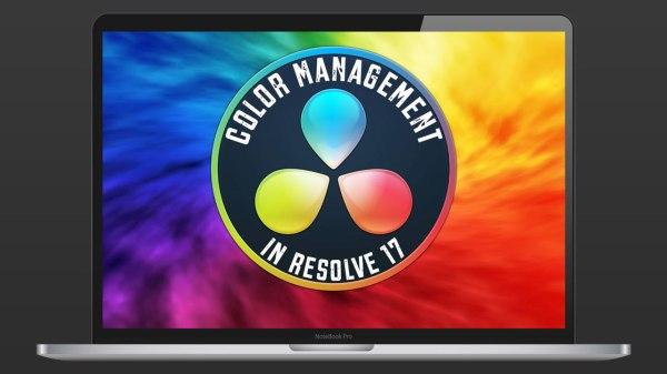 Color Management in DaVinci Resolve 17 – Ripple Training
