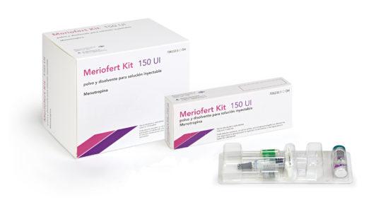 meriofert e stimolazione ovarica