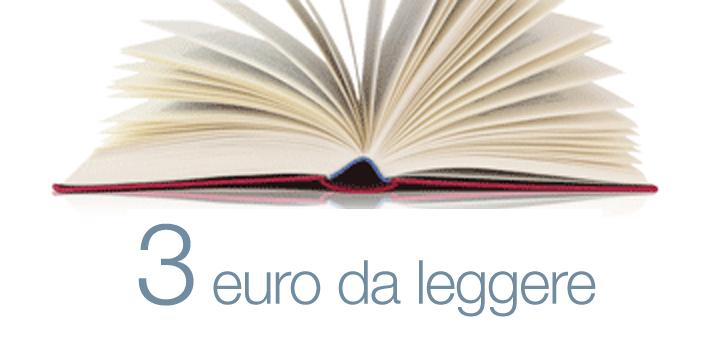 Promozione 3 Euro da leggere