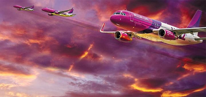 Wizz Air: solo per oggi 19 maggio prendi due biglietti e ne paghi 1!