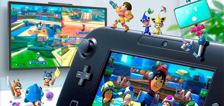 Nintendo WiiU Party U Basic Pack a 179 Euro…