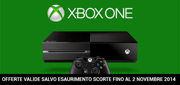 Xbox One a 299 Euro spedita