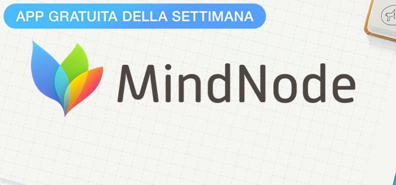 MindNode gratis su AppStore – L'App è normalmente venduta a 9,99 Euro!