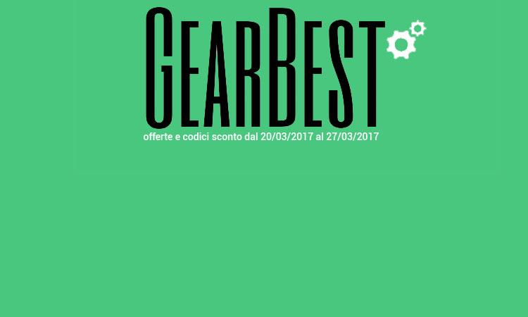 Gearbest: Xiaomi Air 12 434€ – OnePlus 3T 366€ – Xiaomi MiMix 559€ – Redmi 4 133€ – Redmi Note 4X 147€ – MiBand2 20€ (agg. 25/03/2017)