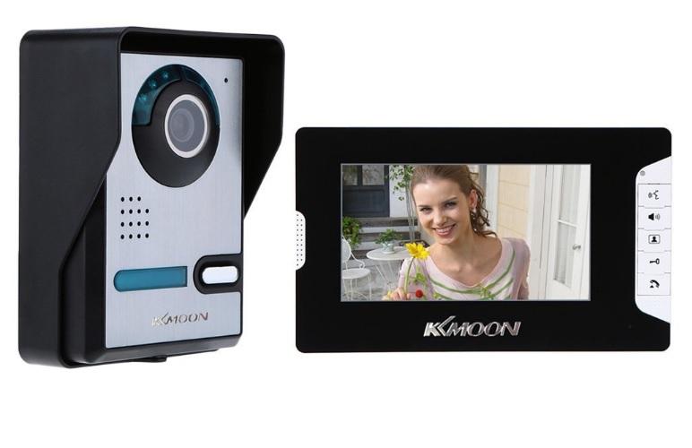 Videocitofono con schermo LCD 7″ da 84,99 Euro a 67,99 Euro con codice sconto – Scadenza 30/05/2017
